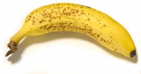 バナナのシュガースポット