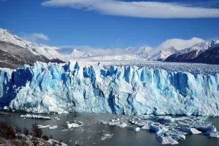 パタゴニア氷河