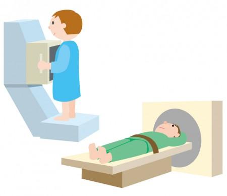 CTとレントゲン