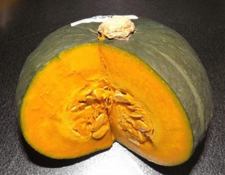 かぼちゃカット