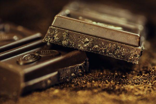 チョコレートアップ