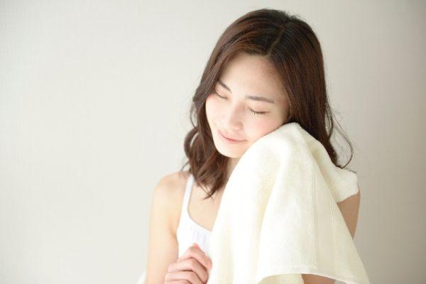 顔拭きタオル