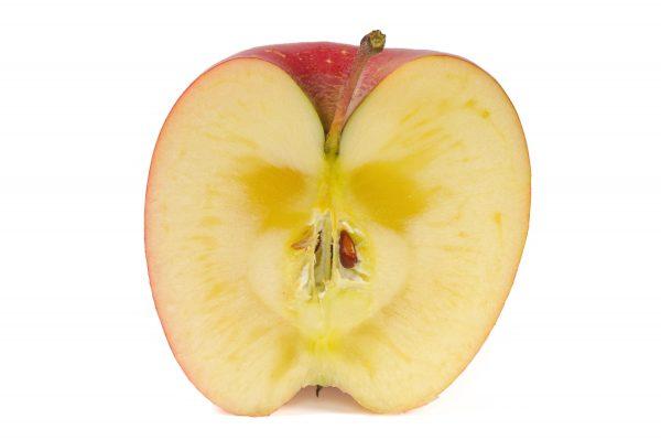 りんご断面